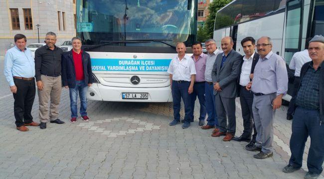 Durağan Sydv 83 Öğrenciyi Çanakkale'ye Gönderdi.