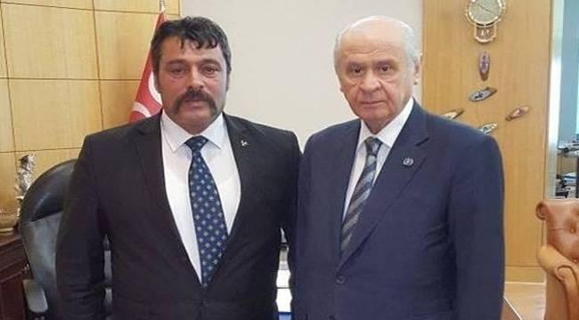 MHP İlçe Başkanı Osman YILDIRIM'dan Açıklama.