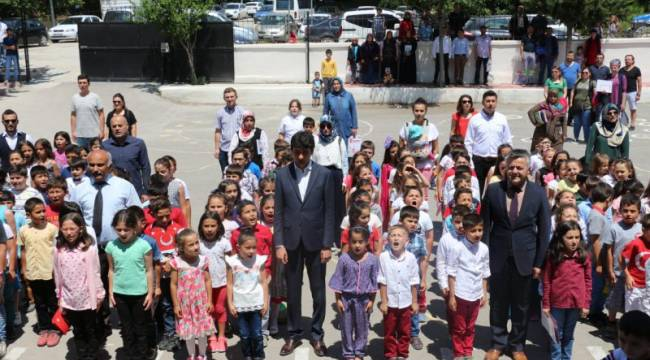 2017-2018 Eğitim ve Öğretim Yılı Sona Erdi.