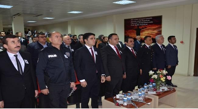 Gazi Mustafa Kemal Atatürk'ün vefatının 80.Yılı için  İlçemizde Anma Proğramı Düzenlendi.