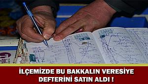 Durağan'da Bakkalın Veresiye Defterini Satın Aldı ! Detaylar..