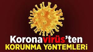 Koronavirüsten Korunma Yöntemleri !