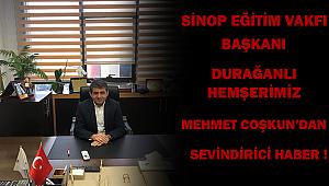 Mehmet Coşkun'dan Sevindirici Haber Geldi İşte Detaylar..