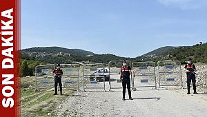 Boyabatta O Köy Karantinaya Alındı ! Detaylar..