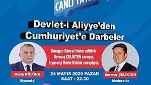 Devlet-i Aliyye'den Cumhuriyet'e Darbeler