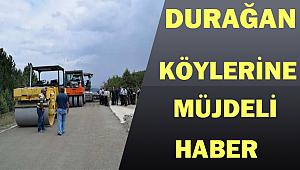 Sinop Köylerine Müjdeli Haber 43 Milyon TL Ödenek ! Detaylar..