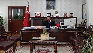 Sinop Valisi Erol Karaömeroğlu oldu.