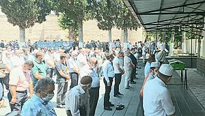 MHP Eski İlçe Başkanı Ali Dinçkurt Defnedildi !