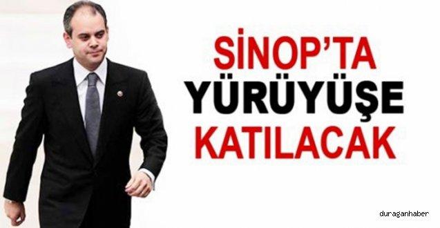 Gençlik ve Spor Bakanı Sinopa Geliyor.