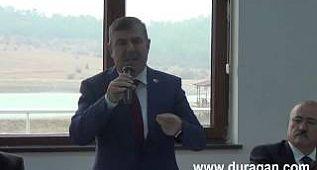 Milletvekili Nazım Maviş'in Durağan Konuşması 1