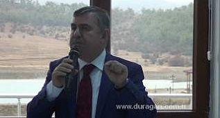 Milletvekili Nazım Maviş'in Durağan Konuşması
